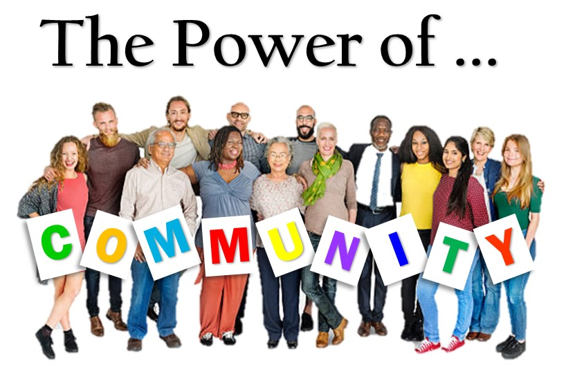 The Power of Community: Connect