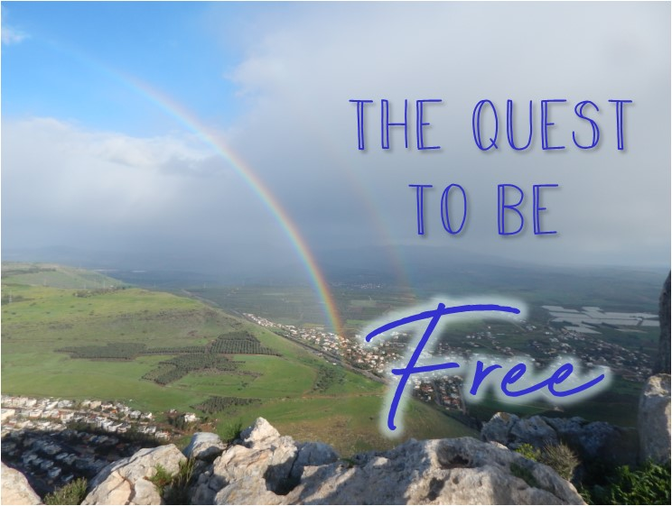 The Quest to be Free: From Harm's way